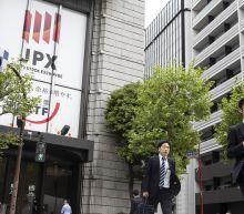 Asian markets follow Wall Street higher after tech stocks gain
