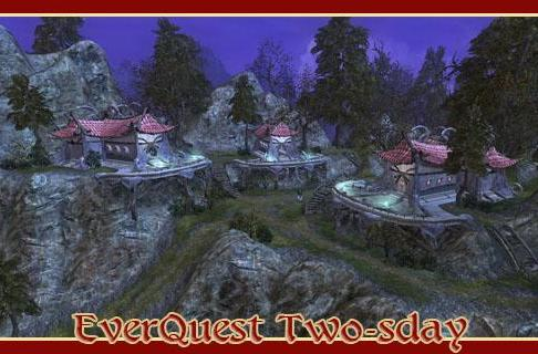 The Stream Team:  A walk through EverQuest II's Kithicor forest
