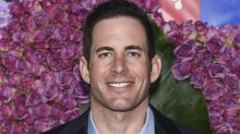 What is the controversial stem cell treatment Tarek El Moussa got to heal his back pain?