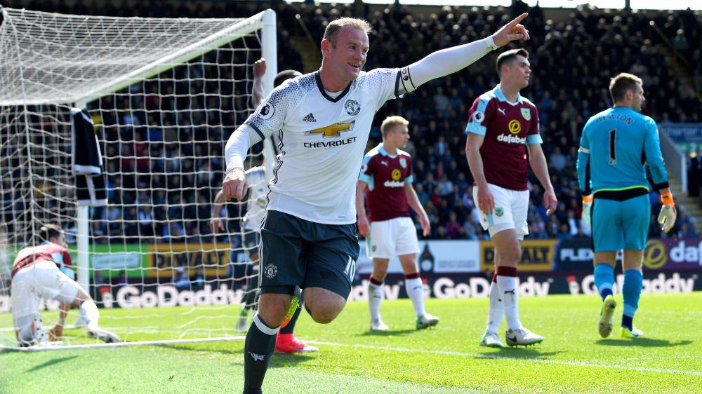 """Darmian: """"Rooney wäre ein guter Torhüter"""""""