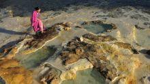 My big, steamy Greek hot springs road trip