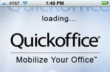 TUAW Review: Quickoffice for iPhone