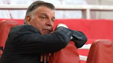Sam Allardyce's West Brom relegated from Premier League after defeat at Arsenal