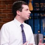 Mayor Pete Buttigieg on Why Sharing the Stage with His Husband Is a Reason to be Hopeful