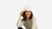 Everlane's sale on cold-weather items will keep you warm as winter drags on