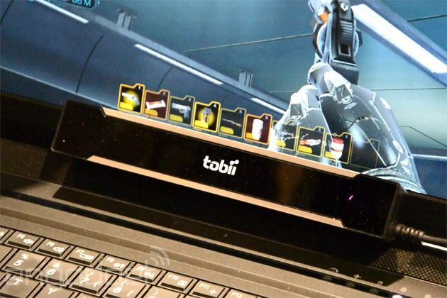 Eyes on with Tobii's gaming eye-tracking engine and SteelSeries prototype hardware (updated)