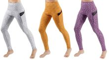 """We Just Found the """"Holy Grail"""" of Yoga Leggings — and They're Under $25"""