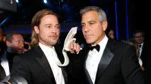 Brad Pitt, George Clooney und weitere Stars kritisieren Oscarverleihung