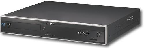 Best Buy unleashes Insignia NS-BRDVD Blu-ray player for $349, PS3 yawns