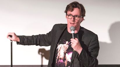 Ed Byrne to play spin doctor in upcoming biopic