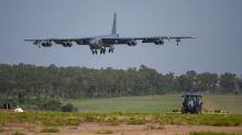 US flies heavy B-1 Lancer bombers over East Siberian Sea