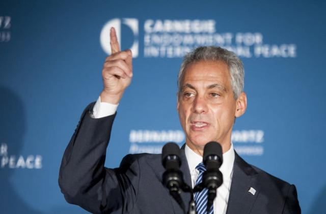 Chicago's mayor wants every American high school grad to know how to code