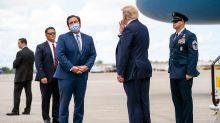 Despite Simpatico Politics, Florida Gov. Ron DeSantis Can't Make President Donald Trump's Unemployment Plan Work
