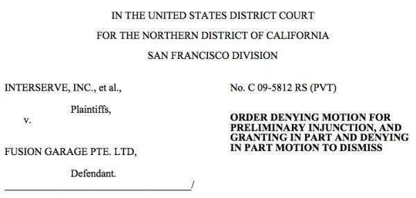 Joojoo lawsuit shocker! Court rules Fusion Garage and TechCrunch were business partners, tosses most everything else