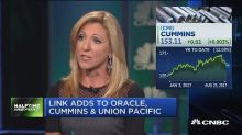 Stephanie Link: why I bought Oracle, Cummins & Union Pacific