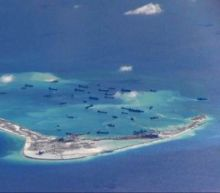China says 'no such thing' as man-made islands in South China Sea