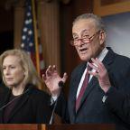 Senate floor belongs to Trump team as defense case opens