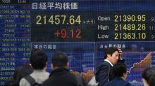 Índice Nikkei bate recorde histórico na Bolsa de Tóquio