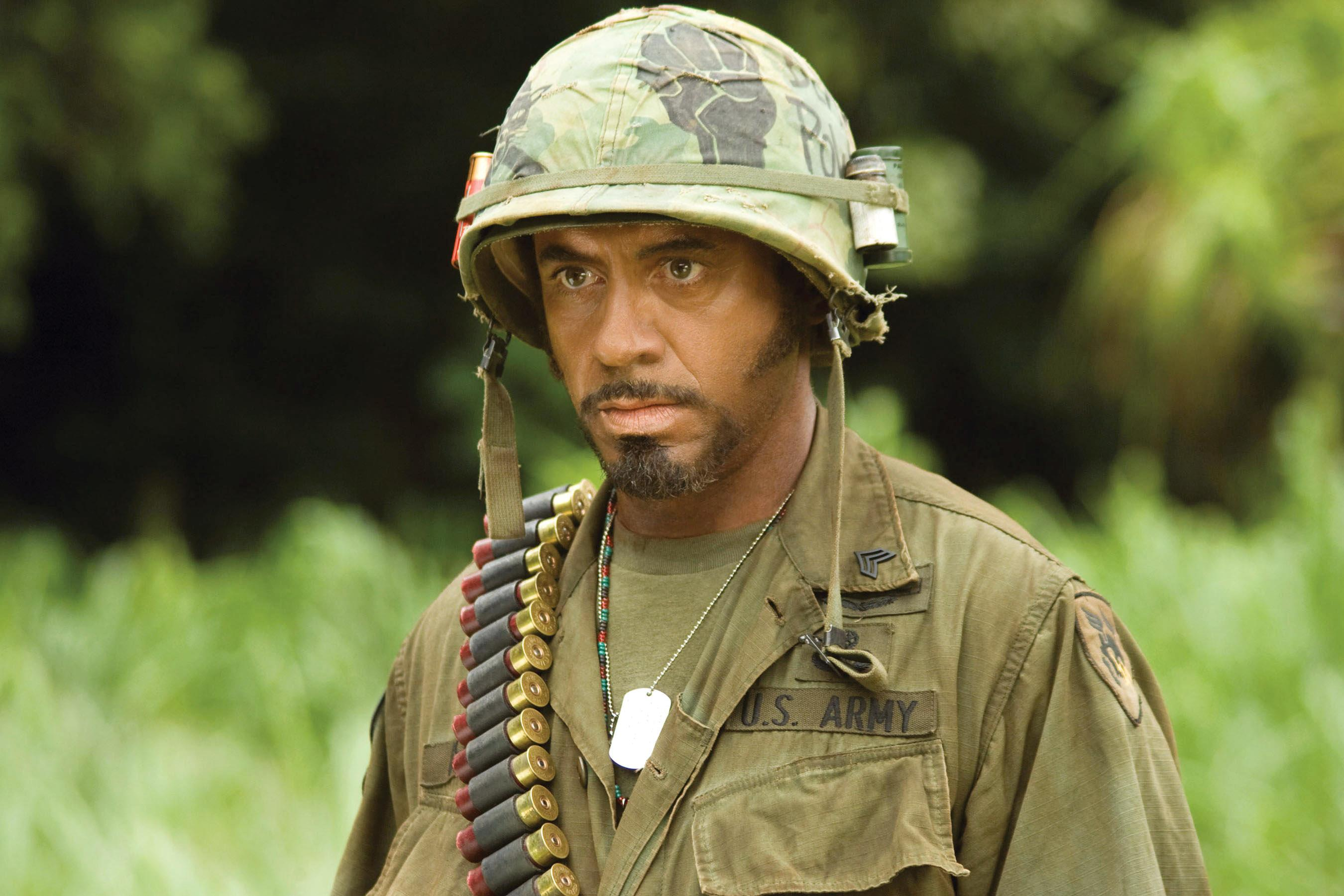 Robert Downey Jr. on 'Tropic Thunder': '90 percent of my black friends' thought it 'was great'