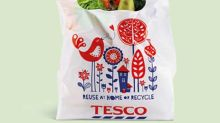 Tesco docks 'admin charges' from its bag tax charity fund