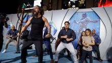 Jason Momoa upstaged by his children as he leads haka at Aquaman premiere — and fans can't cope