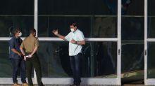 Brazil's Bolsonaro gets new positive coronavirus test result