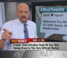 Cramer throws out this tech stock to diversify portfolio