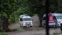 Thaïlande : les 12 enfants et leur coach évacués de la grotte