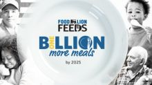 Food Lion Feeds Announces Bold New Plans to Fight Hunger