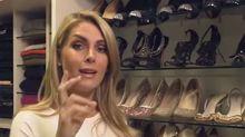 Ana Hickmann revela que tem mais de mil sapatos: 'Não tenho nada a esconder'