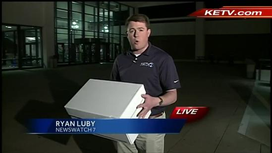 KETV looks inside OFD's big white box
