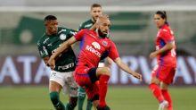 5-0. Palmeiras sentencia al Tigre con la mejor campaña de la fase de grupos