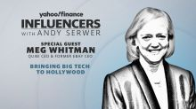 Quibi CEO Meg Whitman joins 'Influencers with Andy Serwer'