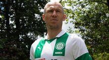 Robben se lesiona no primeiro jogo após voltar da aposentadoria