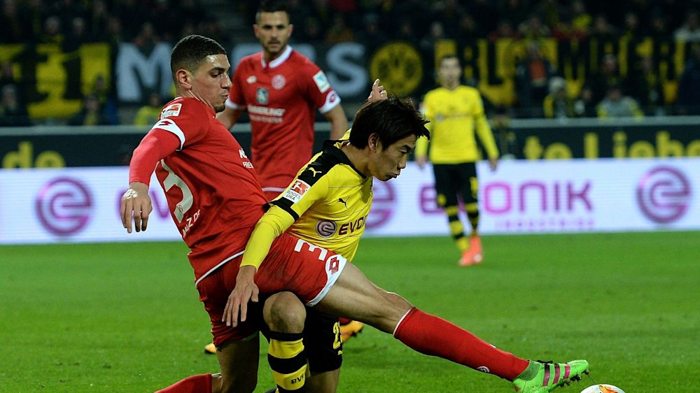 Playing all competitions affected us, says Mainz 05's Balogun