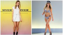 Jennifer Hawkins to 'step down' as face of Myer after 12 years