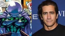 Jake Gyllenhaal's 'Spider-Man: Far From Home' villain revealed