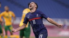 Teji Savanier's late goal lifts France over South Africa 4-3