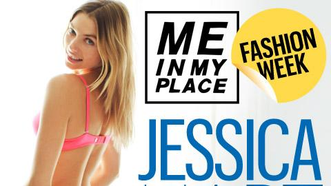 Me in My Place with Jessica Hart