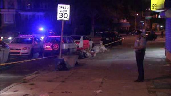 Man shot multiple times in attempted robbery in Germantown