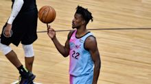 Miami Heat's Jimmy Butler sounds like he misses Joel Embiid, Sixers days