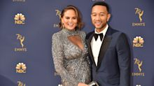 Chrissy Teigen slams troll who 'respectfully' asked if she was still pregnant