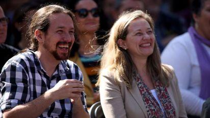 """Iglesias apela al """"voto útil"""" a Podemos para construir gobiernos de izquierda"""