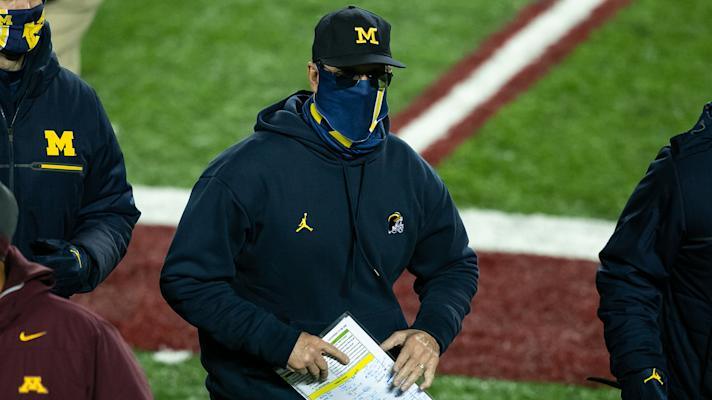 Does Jim Harbaugh finally have a team that can compete at Michigan? | Yahoo Sports College Podcast