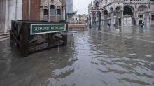 Allerta rossa a Venezia: Piazza San Marco chiusa