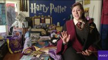 Think you're a Potterhead? Think again. Meet the most obsessed Harry Potter fan in the world.