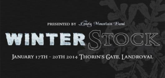 LotRO players put on Winterstock 2014