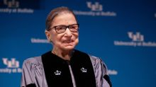 U.S. Supreme Court's Ginsburg discloses cancer recurrence at age 87
