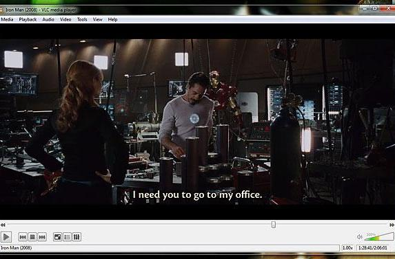 VLC 1.1 released, adds hardware acceleration and new codec support