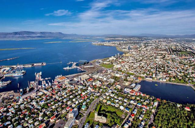 Reykjavik would choose dystopia over climate change